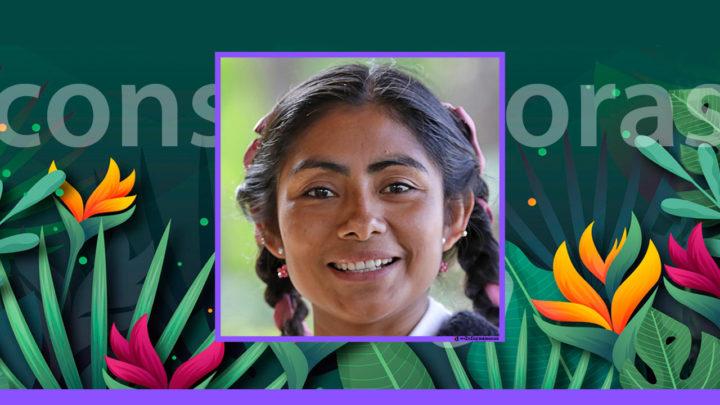 Femmes constructrices de futur : Lupita Vásquez Luna