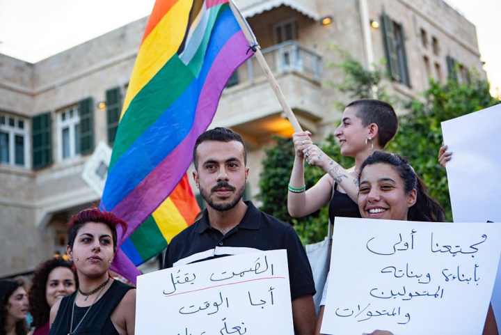 'LGBTQ rights have become a litmus test in Palestinian society'