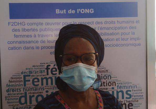 NGO F2DHG startete Projekt zur Bekämpfung von Gewalt gegen Frauen in Zeiten von Covid-19 in Conakry