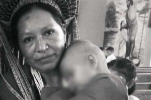 Uccisa la leader indigena colombianaMaría Bernarda Juajibioy