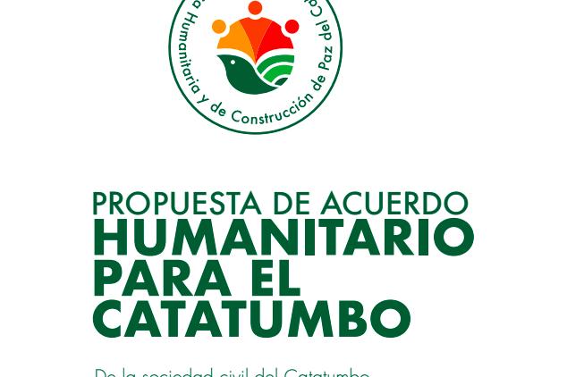 Colombia: exigen un acuerdo humanitario en zona del Catatumbo