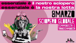8 Marzo, Lettera aperta al Giornale di Brescia da parte di Non Una diMeno