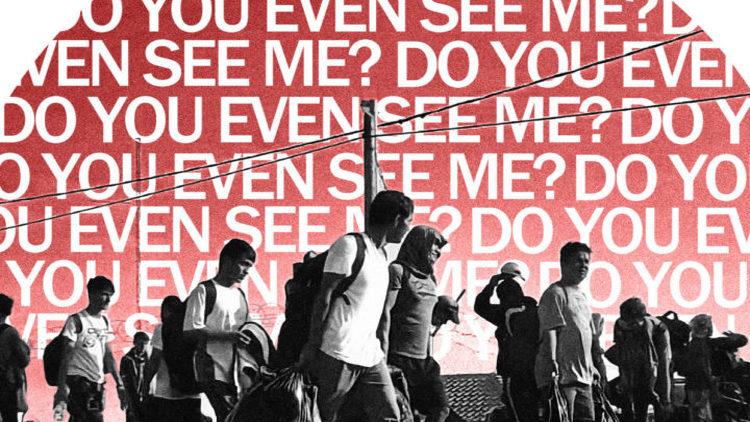"""""""Now You See Me Moria"""", so sieht der Alltag von Asylbewerbern aus"""
