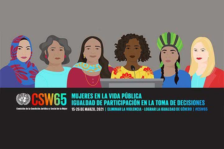 UN debates on women's participation and leadership