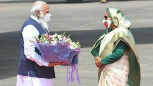 Narendra Modi's Contribution to the Liberation War of Bangladesh