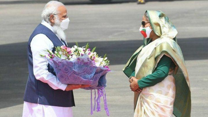 Narendra Modi's Contribution to the Liberation War of Bangladesh