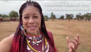 Mujeres y cambio climático (Amboseli, Kenia, África)