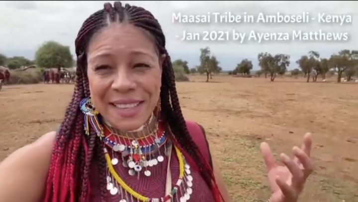 Mulheres e mudanças climáticas (Amboseli, Quênia, África)
