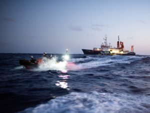 Augusta porto sicuro per i migranti soccorsi dalla Sea Watch 3