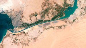 After the Ever Given: what the ship wedged in the Suez Canal means for global trade