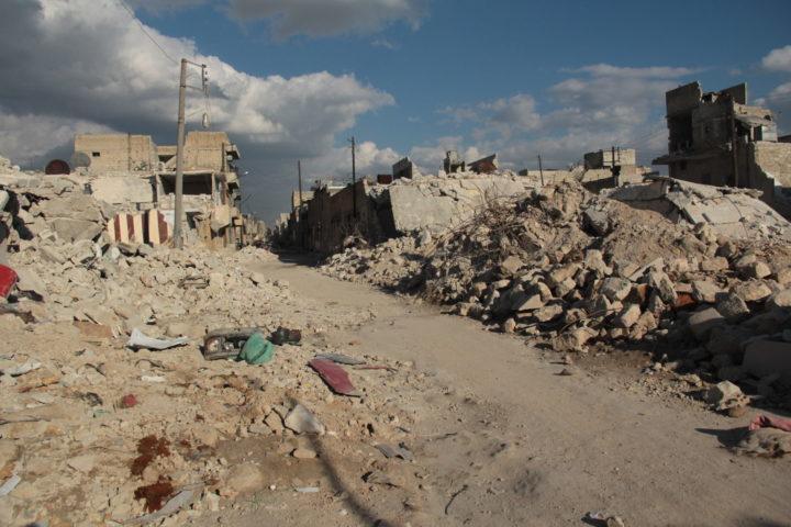 La bataille permanente pour susciter le consentement pour la guerre contre la Russie, via la Syrie