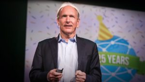 Web Inventor Tim Berners-Lee Argues Internet Access Must Be a 'Basic Right'
