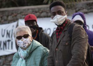 Vicofaro: la primavera della solidarietà e dell'antirazzismo