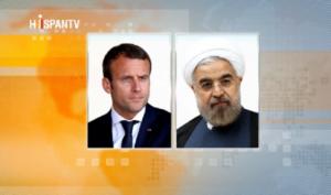 Irã para a França: O pacto nuclear só é salvo com o fim das sanções