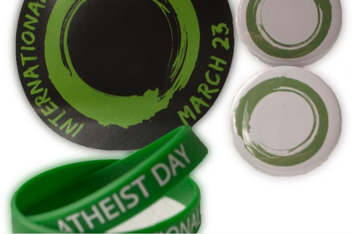 23. März – weltweiter Atheisten-Tag