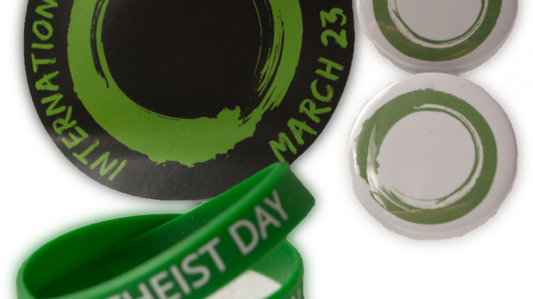 23. März - weltweiter Atheisten-Tag