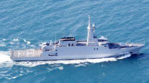 Denuncia al Gobierno español por venta ilegal  de buque de guerra a la Marina Real de Marruecos