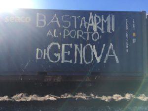 Milano, la solidarietà del Gruppo di Lavoro per le Periferie ai portuali genovesi anti-armi