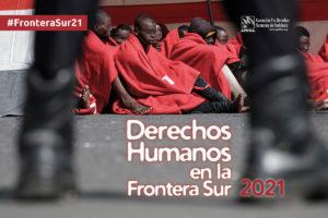 Más de 1700 personas perdieron la vida intentando llegar a España en 2020, una cifra histórica