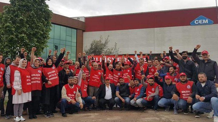 Turchia   Gli operai Bialetti sono in sciopero
