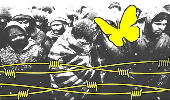 Un ponte di corpi: nelle piazze e sui confini contro le violenze e i soprusi lungo la rotta balcanica