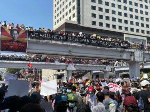 Pace e giustizia per il Myanmar