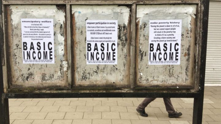 How a Guaranteed Income Can Actually Solve Inequality