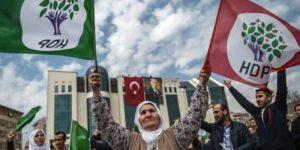 HDP kapatma iddianamesinde 687 kişi için siyasi yasak talep edildi