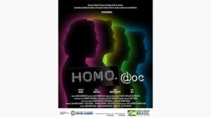 """Documentário LGBTQIA+, """"HOMO DOC"""" estreia abordando os medos da comunidade"""