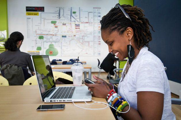 La tecnología es clave para el éxito de jóvenes africanos en la agricultura
