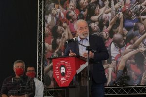 "Brazil | Lula after the annulment of convictions: ""Never give up"""