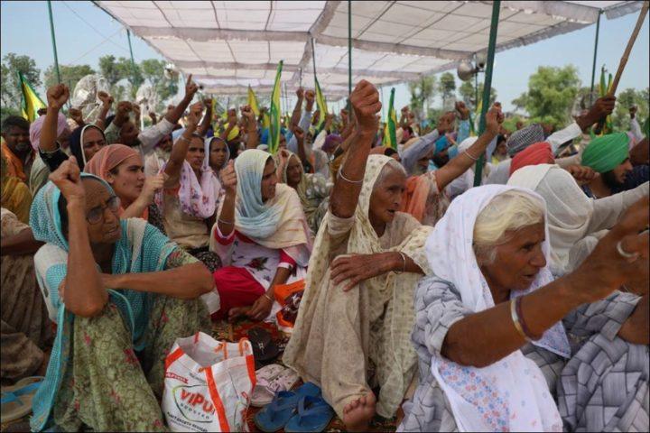 Le donne e le lotte contadine nell'India di Narendra Modi