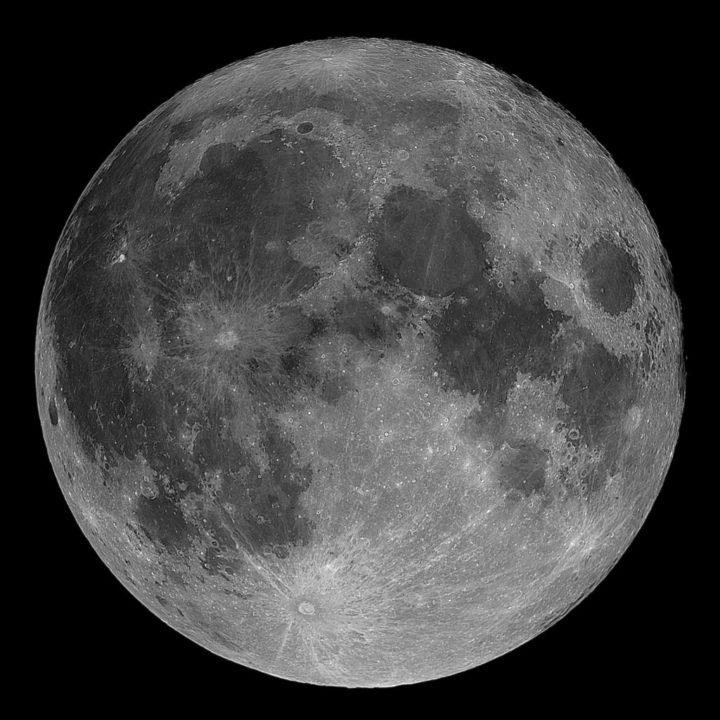 China e Rússia constroem estação espacial lunar