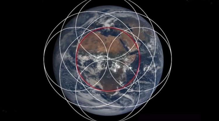 Troisième volet de : Naissance au processus de dialogue avec l'Esprit de la Terre