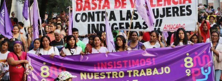Paraguay: Manifiesto Plenaria Feminista