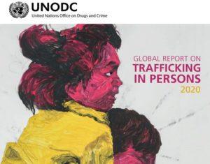 Presentazione del Rapporto Globale UNODC 2020 sullaTratta di Esseri Umani