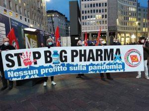 Vaccini: USA e UE bloccano richieste sud del mondo all'OMC, governo Draghi complice