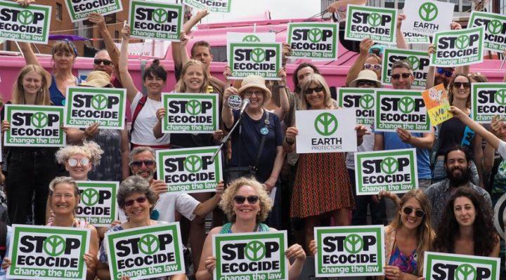 Stop ecocidio