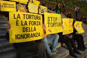 The European Council against the trade in instruments of torture
