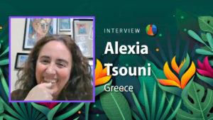 Women who Build the Future: Alexia Tsouni