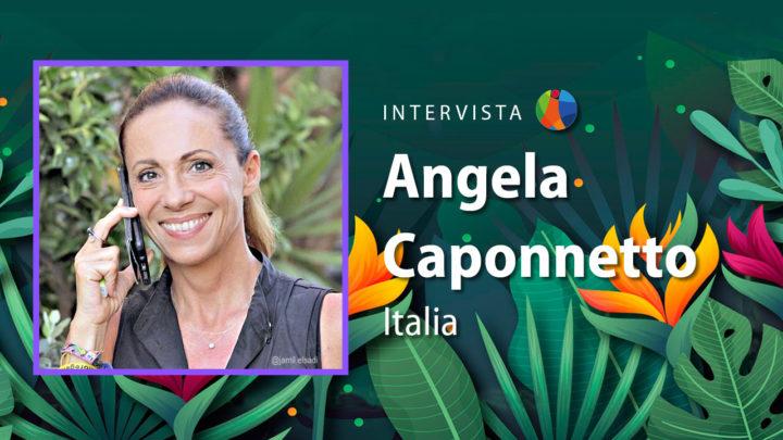 Femmes constructrices de futur : Angela Caponnetto