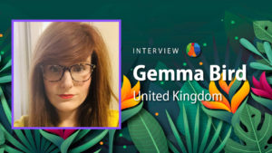 Women who Build the Future: Gemma Bird