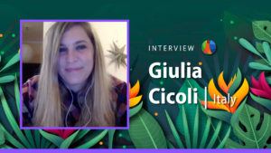 Women who Build the Future: Giulia Cicoli