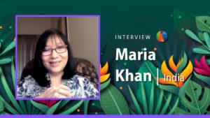 Donne che costruiscono il futuro: Maria Khan