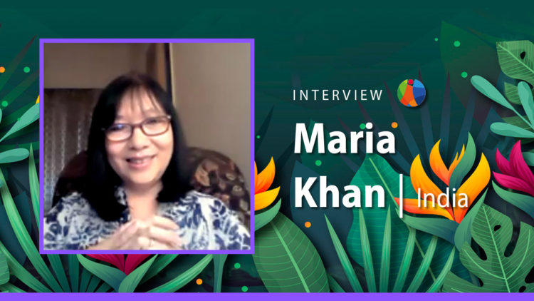 Femmes constructrices de futur : Maria Khan