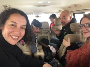 «Lo que necesitamos para un nuevo Chile es dejarnos tocar en lo profundo del ser», entrevista a Paola Lara Cifuentes
