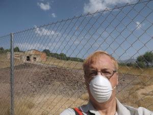 Minas de wolframio y residuos de arsénico en Madrid, herencia de la Segunda Guerra Mundial