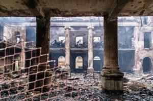La letteratura Africana in fiamme a Città del Capo: brucia la Jagger Library