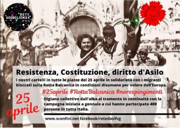 Tutte le vite valgono – Festa di Liberazione e Solidarietà nonviolenta