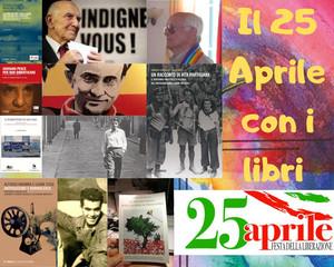 Il 25 Aprile con i libri
